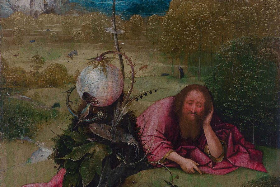 The Curious World of Hieronymous Bosch